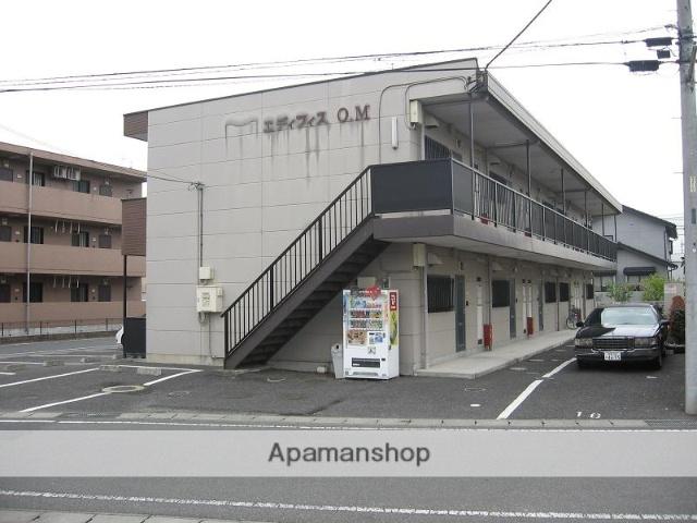 群馬県伊勢崎市、剛志駅徒歩68分の築16年 2階建の賃貸アパート