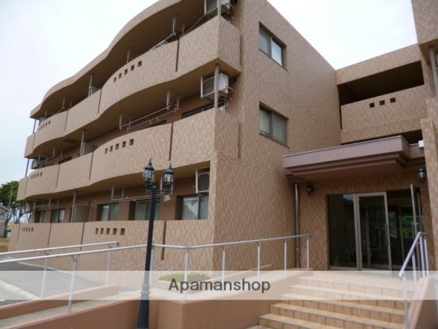 群馬県伊勢崎市、新伊勢崎駅徒歩32分の築10年 3階建の賃貸マンション