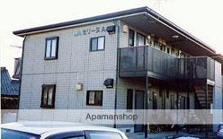 群馬県伊勢崎市、伊勢崎駅徒歩20分の築22年 2階建の賃貸アパート