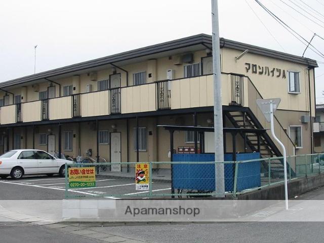 群馬県伊勢崎市、伊勢崎駅徒歩45分の築32年 2階建の賃貸アパート