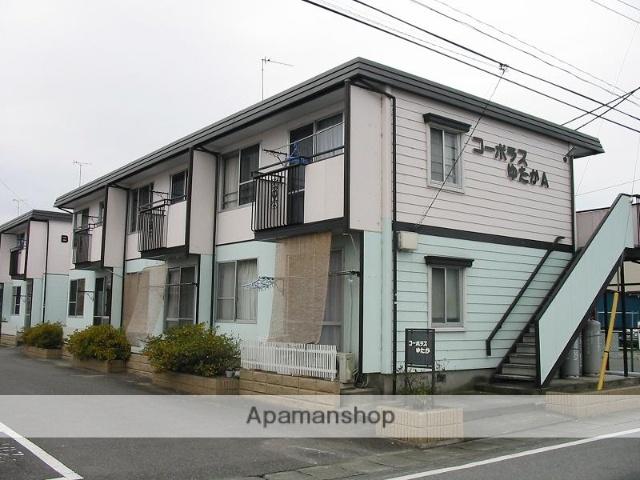 群馬県伊勢崎市、新伊勢崎駅徒歩44分の築29年 2階建の賃貸アパート