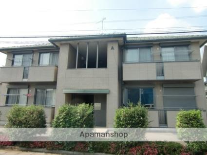 群馬県伊勢崎市、駒形駅徒歩46分の築16年 2階建の賃貸アパート