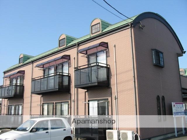 群馬県伊勢崎市、国定駅徒歩50分の築19年 2階建の賃貸アパート