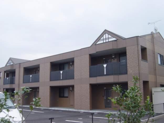 群馬県伊勢崎市、剛志駅徒歩27分の築8年 2階建の賃貸アパート