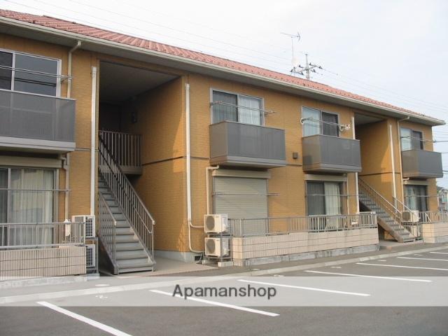 群馬県伊勢崎市、駒形駅徒歩42分の築11年 2階建の賃貸アパート