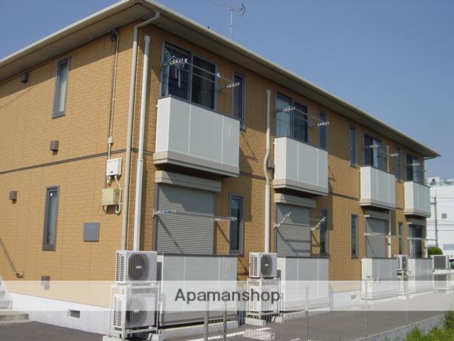 群馬県伊勢崎市、剛志駅徒歩30分の築10年 2階建の賃貸アパート