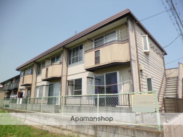 群馬県伊勢崎市、伊勢崎駅徒歩34分の築30年 2階建の賃貸アパート
