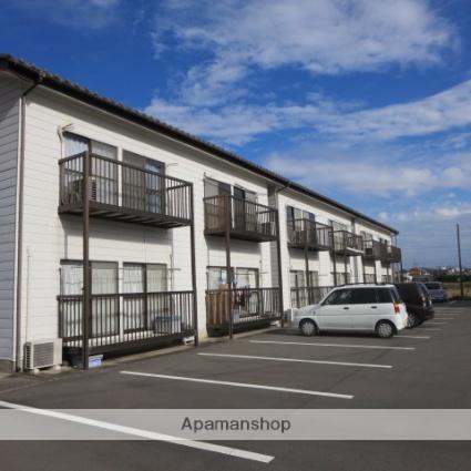 群馬県みどり市、岩宿駅徒歩27分の築21年 2階建の賃貸アパート