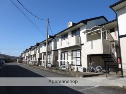 群馬県みどり市、岩宿駅徒歩11分の築25年 2階建の賃貸アパート