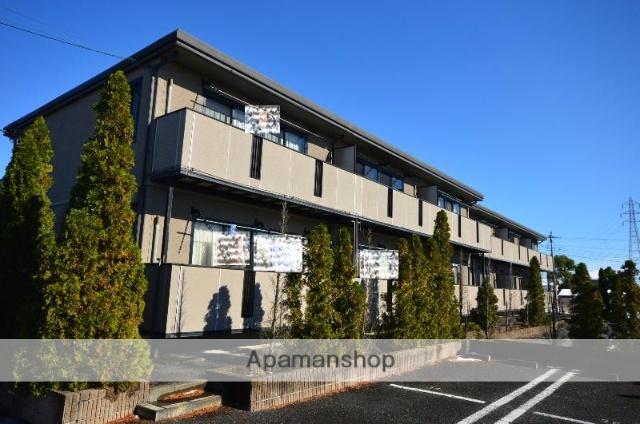 群馬県伊勢崎市、伊勢崎駅徒歩19分の築15年 2階建の賃貸アパート