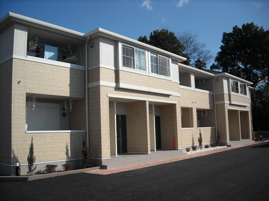 群馬県伊勢崎市、国定駅徒歩58分の築6年 2階建の賃貸アパート
