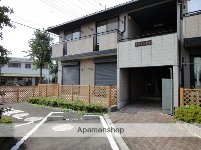 群馬県伊勢崎市の築17年 2階建の賃貸アパート