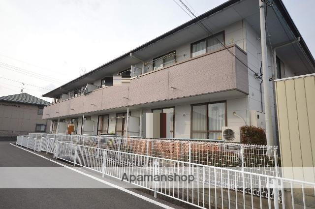 群馬県伊勢崎市、伊勢崎駅徒歩26分の築16年 2階建の賃貸アパート