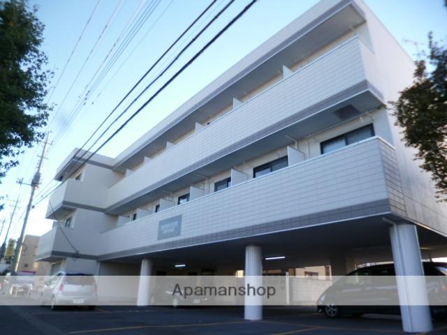 群馬県伊勢崎市、剛志駅徒歩53分の築17年 3階建の賃貸アパート