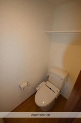 グリーンサイド[1K/29.58m2]のトイレ