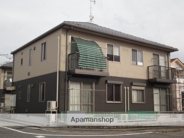 群馬県伊勢崎市、伊勢崎駅徒歩30分の築6年 2階建の賃貸アパート