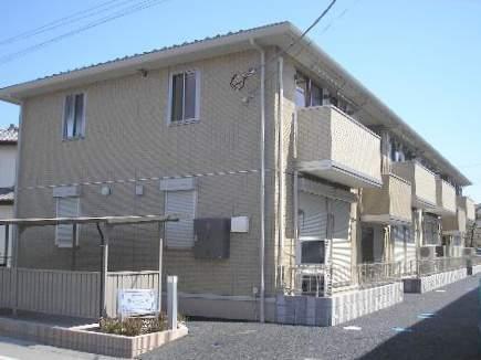 群馬県伊勢崎市、剛志駅徒歩23分の築7年 2階建の賃貸アパート