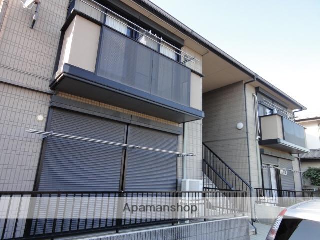 群馬県伊勢崎市、駒形駅徒歩59分の築17年 2階建の賃貸アパート