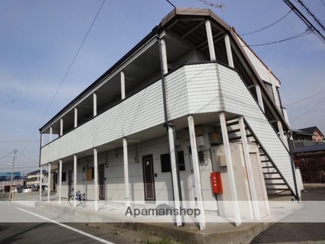 群馬県伊勢崎市、剛志駅徒歩25分の築19年 2階建の賃貸アパート