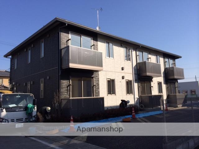 群馬県伊勢崎市、伊勢崎駅徒歩28分の築3年 2階建の賃貸アパート