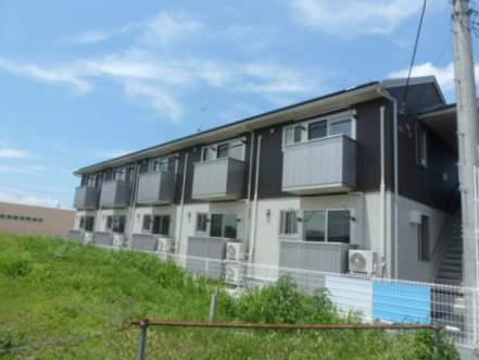 群馬県伊勢崎市、伊勢崎駅徒歩44分の築2年 2階建の賃貸アパート