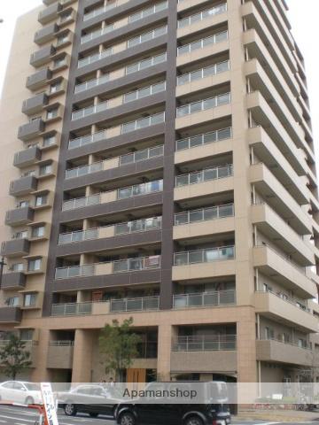 群馬県高崎市、高崎駅徒歩7分の築16年 14階建の賃貸マンション