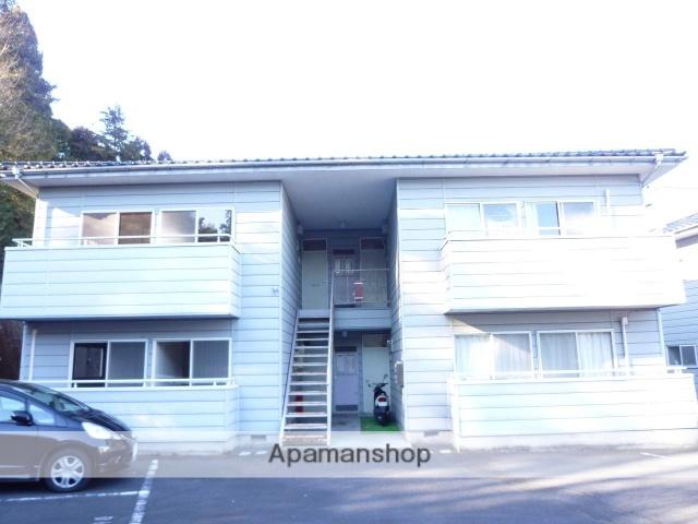 群馬県高崎市、高崎駅群馬バスバス26分中里見下車後徒歩2分の築21年 2階建の賃貸アパート