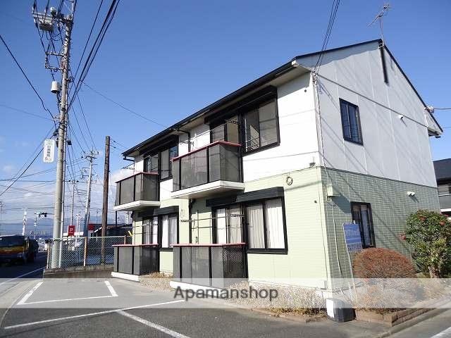 群馬県高崎市、井野駅徒歩12分の築22年 2階建の賃貸アパート