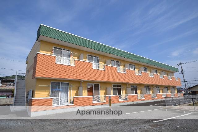 群馬県高崎市、井野駅徒歩13分の築20年 2階建の賃貸アパート