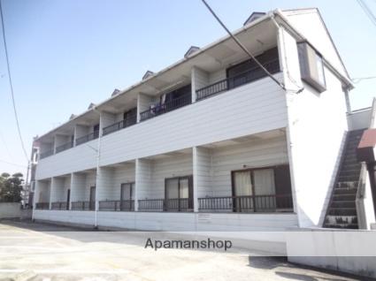 群馬県高崎市、北高崎駅徒歩26分の築30年 2階建の賃貸アパート
