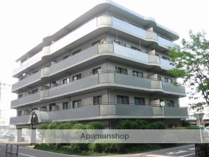 群馬県高崎市、北高崎駅徒歩22分の築25年 5階建の賃貸マンション