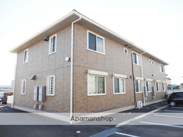 群馬県高崎市、井野駅徒歩30分の築11年 2階建の賃貸アパート