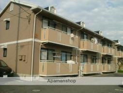 群馬県高崎市、高崎駅徒歩38分の築24年 2階建の賃貸アパート