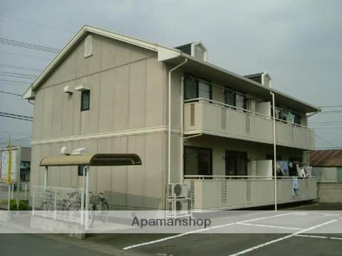 群馬県高崎市、南高崎駅徒歩19分の築24年 2階建の賃貸アパート