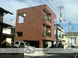 群馬県高崎市、高崎駅徒歩13分の築18年 3階建の賃貸アパート