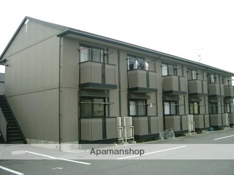 群馬県高崎市、高崎駅徒歩45分の築16年 2階建の賃貸アパート
