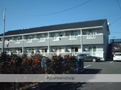 群馬県高崎市、井野駅徒歩10分の築21年 2階建の賃貸アパート