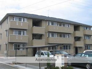 群馬県高崎市、高崎問屋町駅徒歩22分の築9年 3階建の賃貸アパート