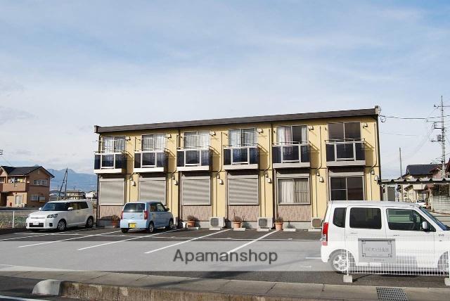 群馬県高崎市、井野駅徒歩43分の築10年 2階建の賃貸アパート
