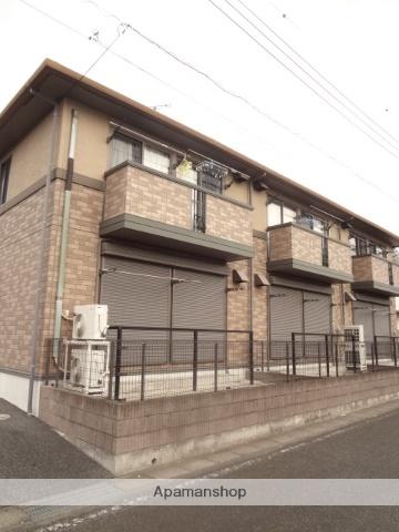 群馬県高崎市、北高崎駅徒歩52分の築14年 2階建の賃貸アパート