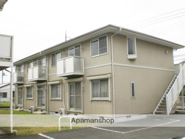 群馬県佐波郡玉村町、新町駅徒歩69分の築25年 2階建の賃貸アパート