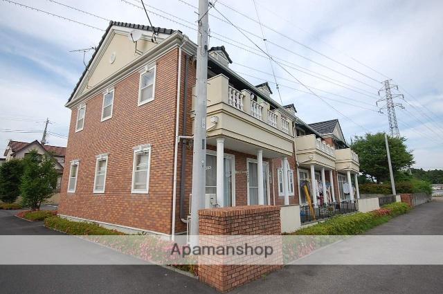 群馬県高崎市、北高崎駅徒歩30分の築15年 2階建の賃貸アパート