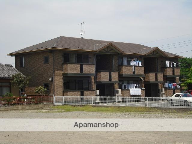 群馬県富岡市、上州富岡駅徒歩15分の築14年 2階建の賃貸アパート