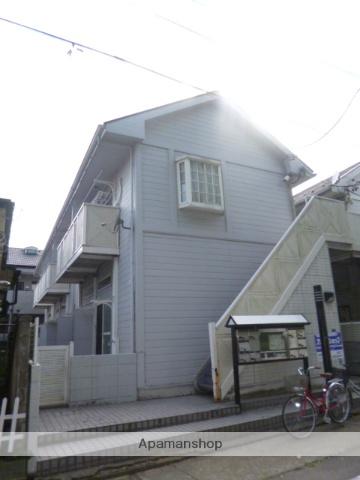 群馬県高崎市、高崎駅徒歩26分の築28年 2階建の賃貸アパート