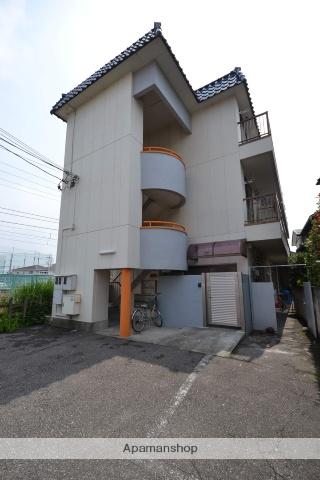 群馬県高崎市、高崎駅徒歩30分の築29年 3階建の賃貸アパート
