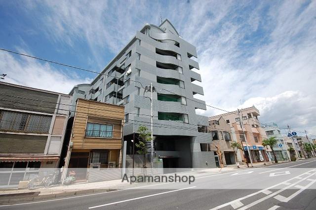 群馬県高崎市、高崎駅徒歩18分の築26年 9階建の賃貸マンション