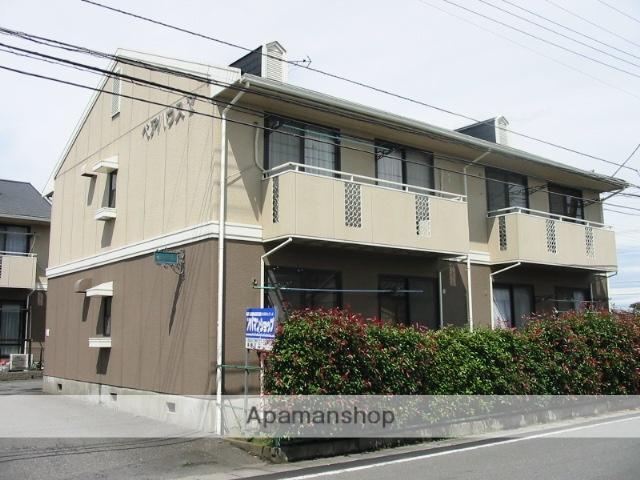 群馬県高崎市、倉賀野駅徒歩22分の築29年 2階建の賃貸アパート