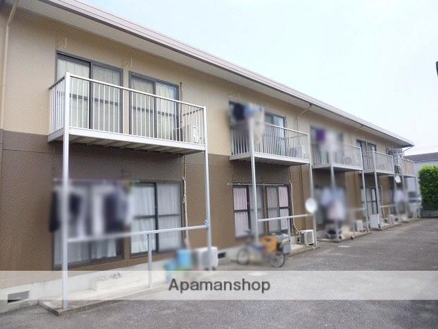 群馬県高崎市、倉賀野駅徒歩30分の築30年 2階建の賃貸アパート