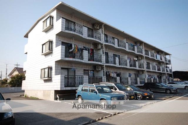群馬県高崎市、北高崎駅徒歩24分の築21年 3階建の賃貸マンション
