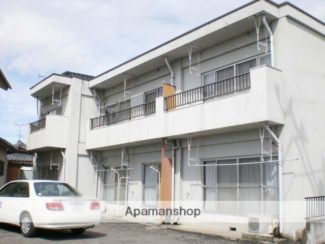 群馬県高崎市、高崎駅徒歩16分の築36年 2階建の賃貸アパート